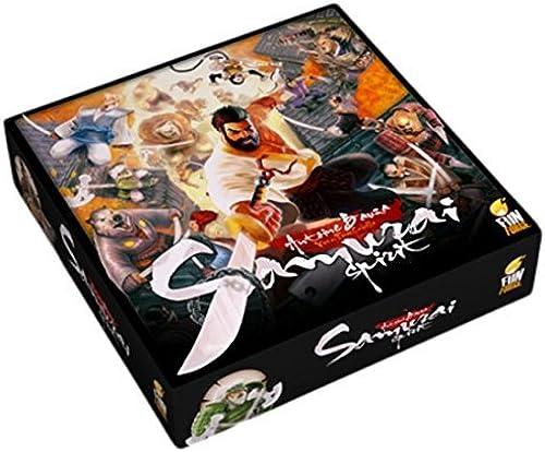 mejor reputación Funforge Samurai Spirit Spirit Spirit Board Game by Fun Forge  El ultimo 2018