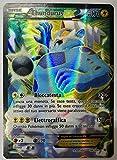 pokè Pokemon - Thundurus Ex 98/108 - Holo Full Art - Furie Volanti - Italiano