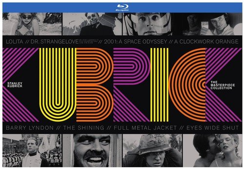 Stanley Kubrick: The Masterpiece Collection [Edizione: Stati Uniti] [Italia] [Blu-ray]