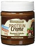 Sportnahrung Protein Creme - die eiweißreiche, zuckerarme Schokocreme für Sportler und...