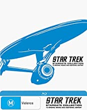 Star Trek: The Movies 1-10 (Blu-ray)