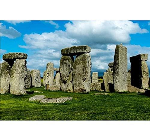 Puzzle 5000 piezas Mural Puzzle/Strange Stonehenge