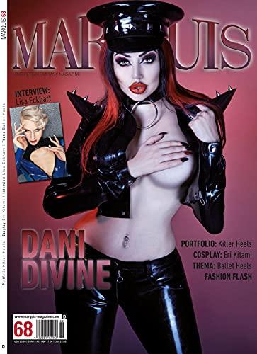 MARQUIS Magazine No. 68 - English Version: Fetish, Fashion, Latex & Lifestyle (English Edition)
