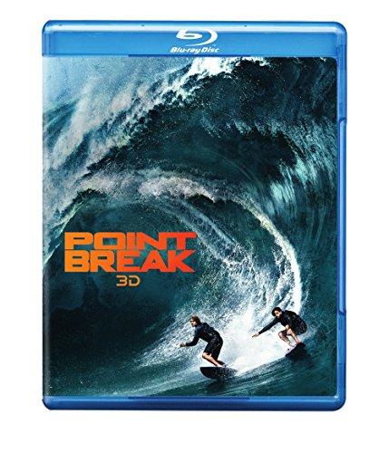 Point Break (Blu-ray HD3D + Blu-ray)