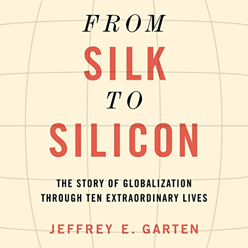 From Silk to Silicon audiobook cover art