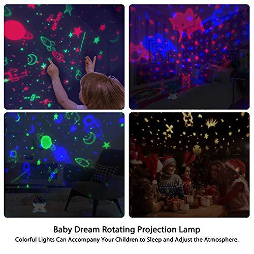 Moredig proyector estrellas