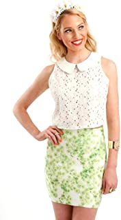Hipster Dbg4567-L Sleeveless Top For Women - L