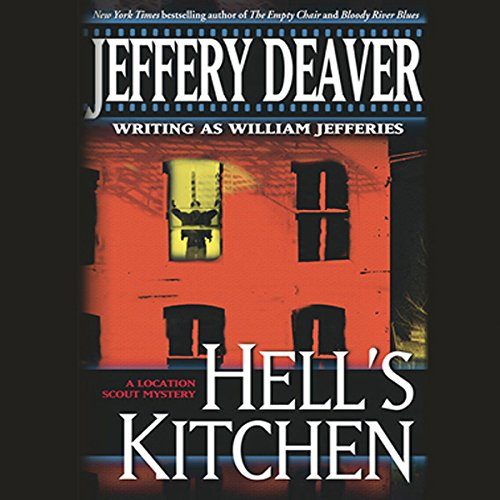 Hell's Kitchen audiobook cover art