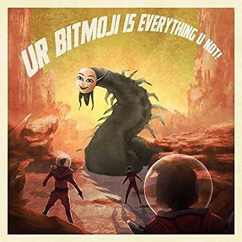 Yung Ross & the Captain Wavy Chronicles, Pt. 2: Ur Bitmoji Is Everything U Not!