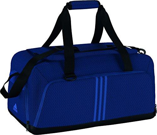 adidas Sporttasche Performance 3S Essentials Teambag, Blau, 60 x 30 x 35 cm, 62.5 Liter, AB2348