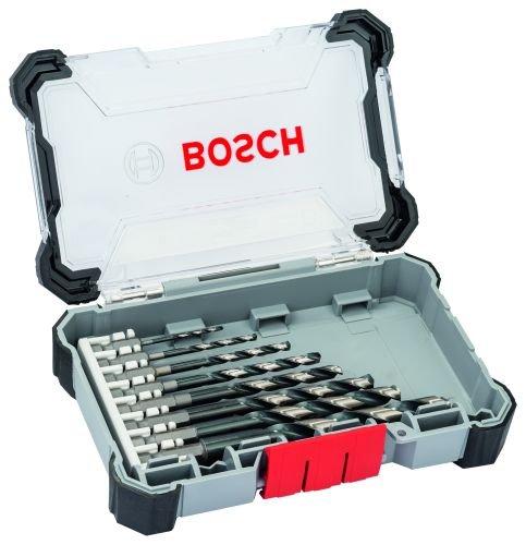 Bosch 2608577146–Set Drill Bit Set Metal Hex: 2,3,4,5,6,7,8,10mm