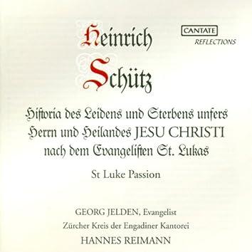 Schutz, H.: Lukas-Passion