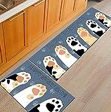 Alfombra al aire libre alfombrillas interesantes alfombras antideslizantes para sala de estar alfombrillas para el piso del dormitorio alfombrillas para la cabecera alfombras para puertas A11 50x160cm