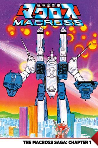 The Macross Saga #1: Booby Trap (Robotech) (English Edition)
