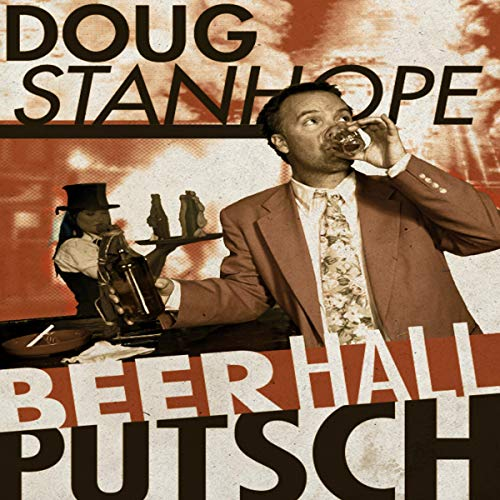 Doug Stanhope audiobook cover art