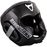 Ringhorns Charger Casque de Boxe Mixte Adulte Noir