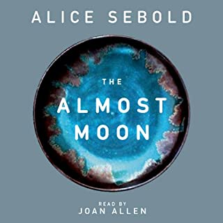 The Almost Moon cover art