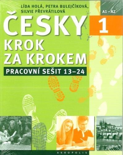 Hola, L: New Czech Step by Step 1: Workbook 2 - lessons 13-2