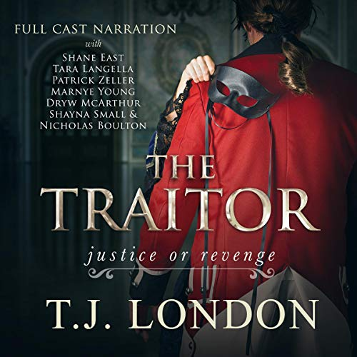 The Traitor: The Rebels and Redcoats Saga, Book 2
