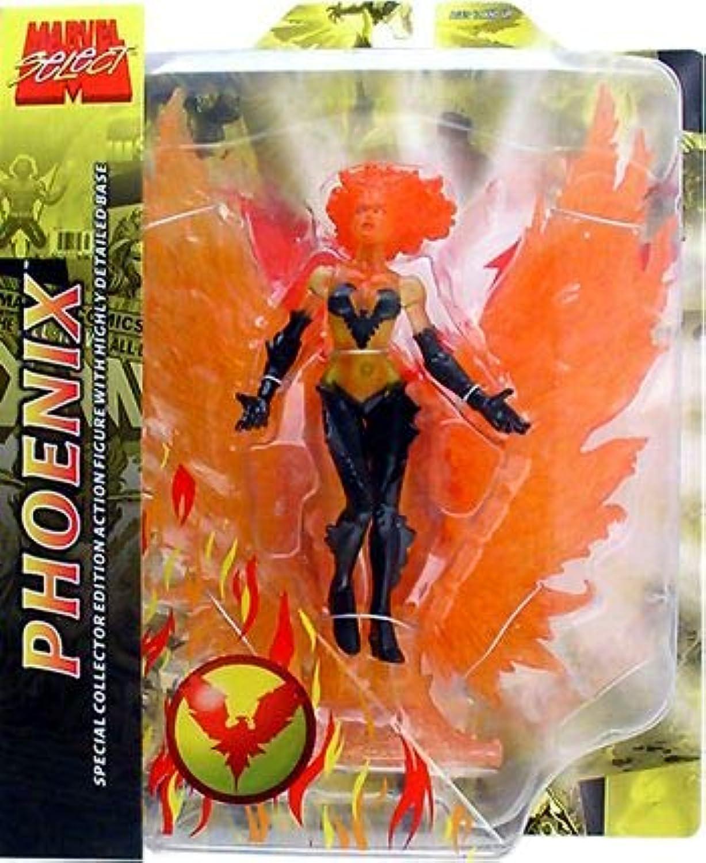 al precio mas bajo Marvel Select  New X-Men X-Men X-Men Phoenix 'Fiery' Variant Acción Figura by Marvel Select  los nuevos estilos calientes