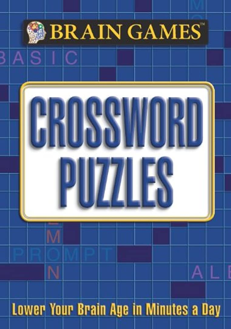 Brain Games - Crossword Puzzles