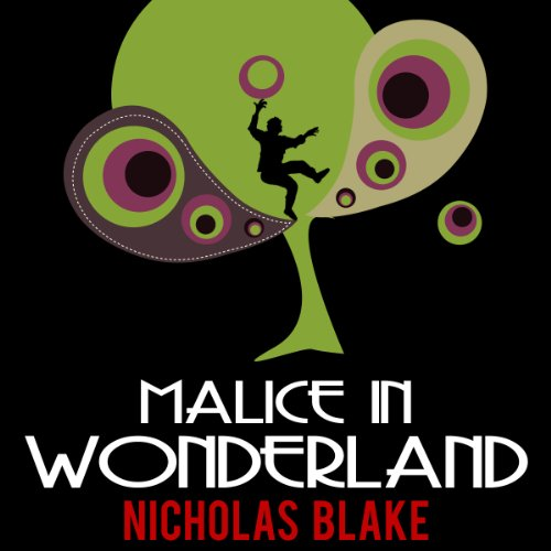 Malice in Wonderland audiobook cover art