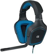 Logitech G430 Kablolu Gaming Kulaklık