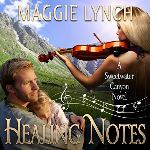 Healing Notes: Rachel's Story audiobook cover art
