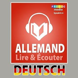 Couverture de Allemand - Guide de conversation [French Edition]