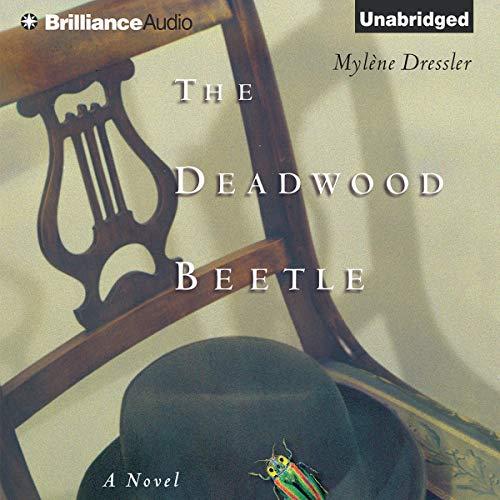 The Deadwood Beetle audiobook cover art