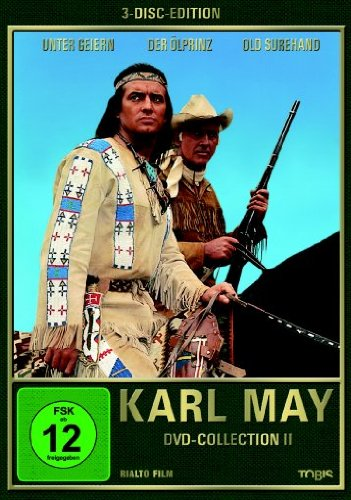 Karl May DVD-Collection II