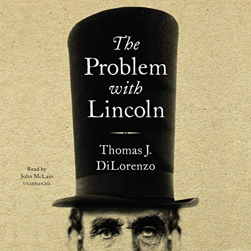 The Problem with Lincoln  By  cover art