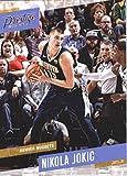 2017-18 Panini Prestige #86 Nikola Jokic Denver Nuggets Basketball Card