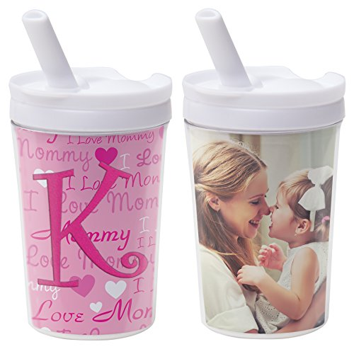 Create Your Own 8 oz. Kid's Tumbler with Straw