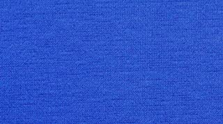 ROYAL BRIGHT Stretch Ponte Double Knit Fabric by the Yard By Fabricgenie.