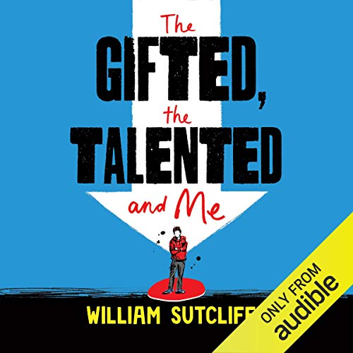 The Gifted, the Talented and Me audiobook cover art