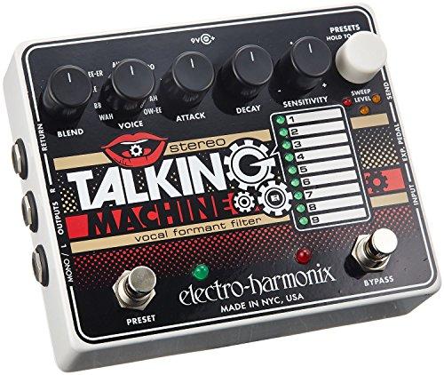 Electro Harmonix Stereo Talking Machine · Pedal guitarra eléctrica