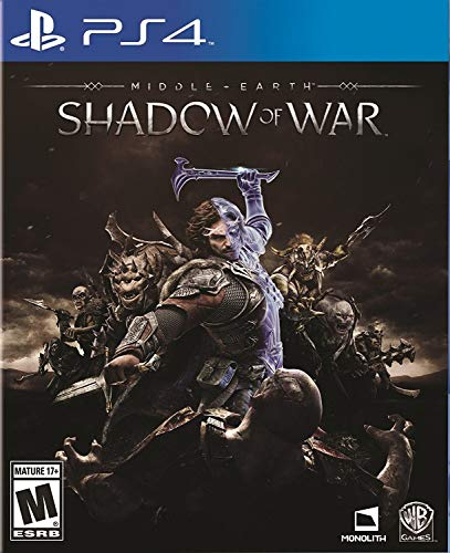 Middle Earth: Shadow Of War - Ps4