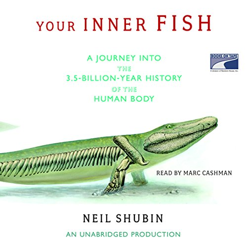 Your Inner Fish audiobook cover art