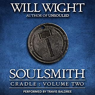 Soulsmith      Cradle, Book 2              Auteur(s):                                                                                                                                 Will Wight                               Narrateur(s):                                                                                                                                 Travis Baldree                      Durée: 7 h et 57 min     10 évaluations     Au global 4,8