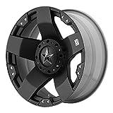 xd rockstar wheels 17 - KMC Wheels XD Series  Rockstar Wheel with Matte Black Finish (17x8