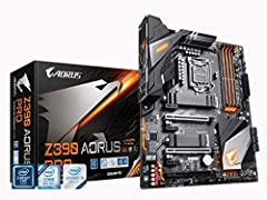 Supports 9th and 8th Intel Core Processors Dual Channel Non-ECC Unbuffered DDR4, 4 DIMMs Intel Optane Memory Ready 12+1 Phases Digital VRM Solution with DrMOS Advanced Thermal Design with Multi-cuts Heatsinks and Heatpipe ALC1220-VB Enhance 114dB(Rea...