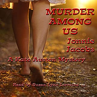 Murder Among Us audiobook cover art