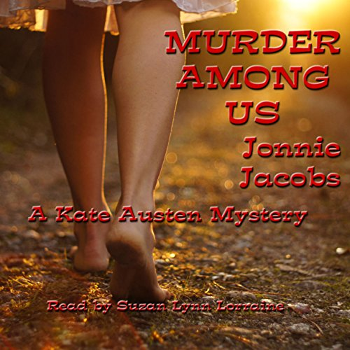 Murder Among Us audiobook cover art