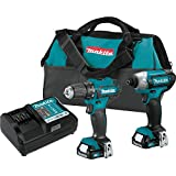 Best 12v Drills - Makita CT232 12V max CXT Lithium-Ion Cordless 2-Pc Review