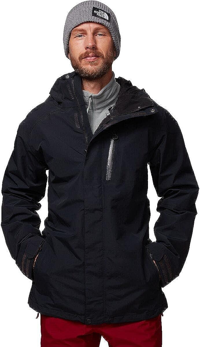 Volcom mens L Gore-tex 2 Layer Laminate Snow Jacket