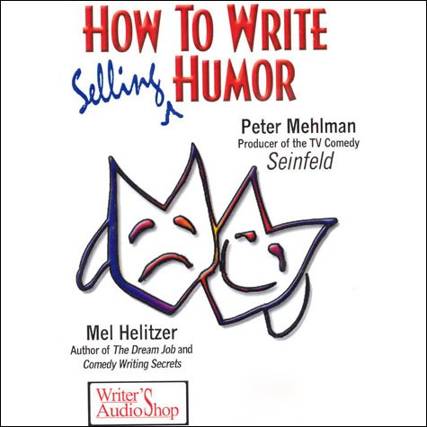 How to Write Selling Humor cover art