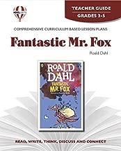 Fantastic Mr. Fox - Teacher Guide by Novel Units