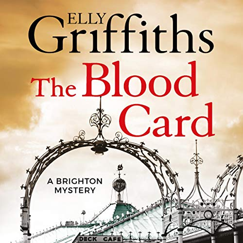 The Blood Card: The Brighton Mysteries, Book 3