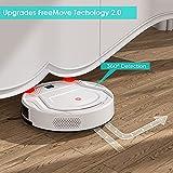 Zoom IMG-2 robot aspirapolvere mini silenzioso ultrasottile
